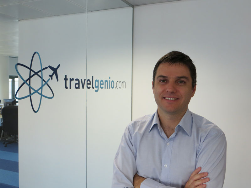 Travelgenio presenta los resultados de 2015: 30% más de facturación