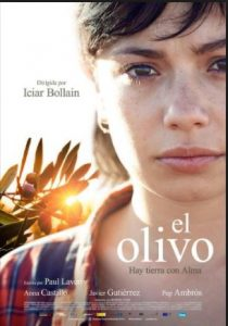 El olivo película