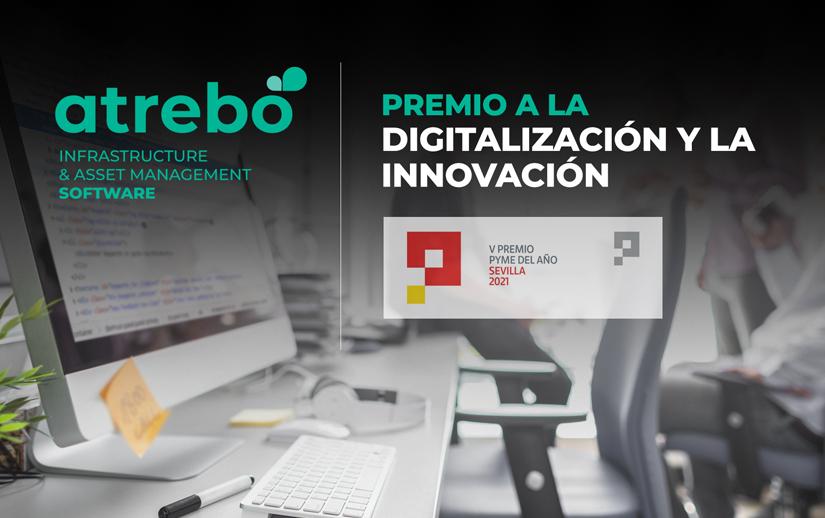 Atrebo obtiene el Premio a la digitalización y la innovación de la Cámara de Comercio de Sevilla y Banco Santander